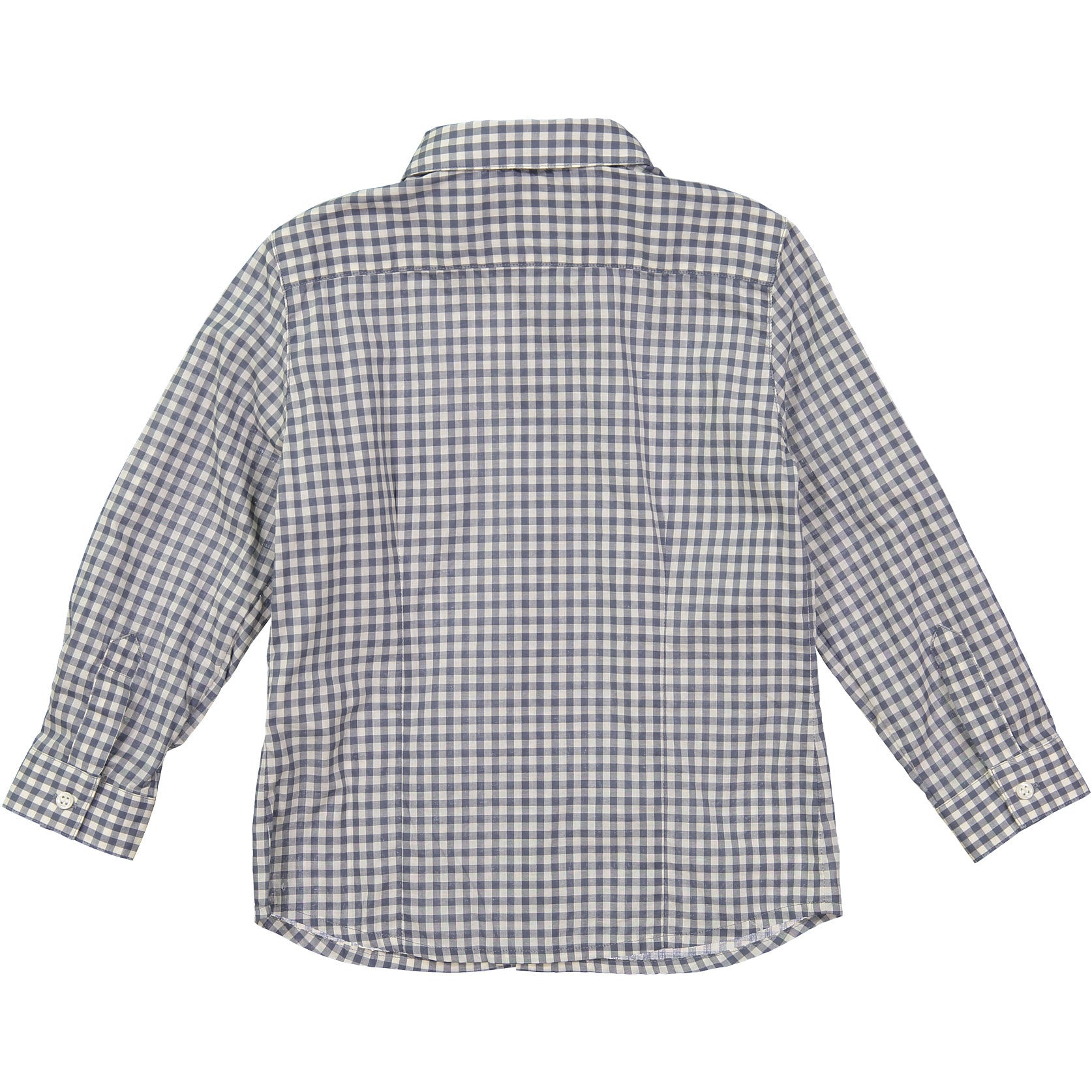 Bonpoint Blue Check Shirt - Ladida