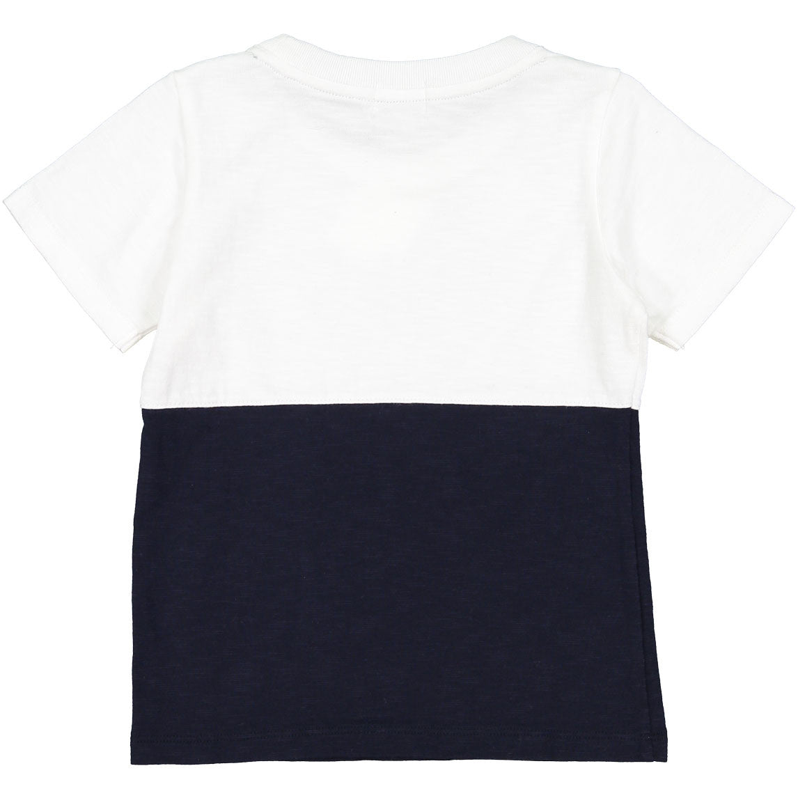Arch and Line White/Navy Full - Ladida