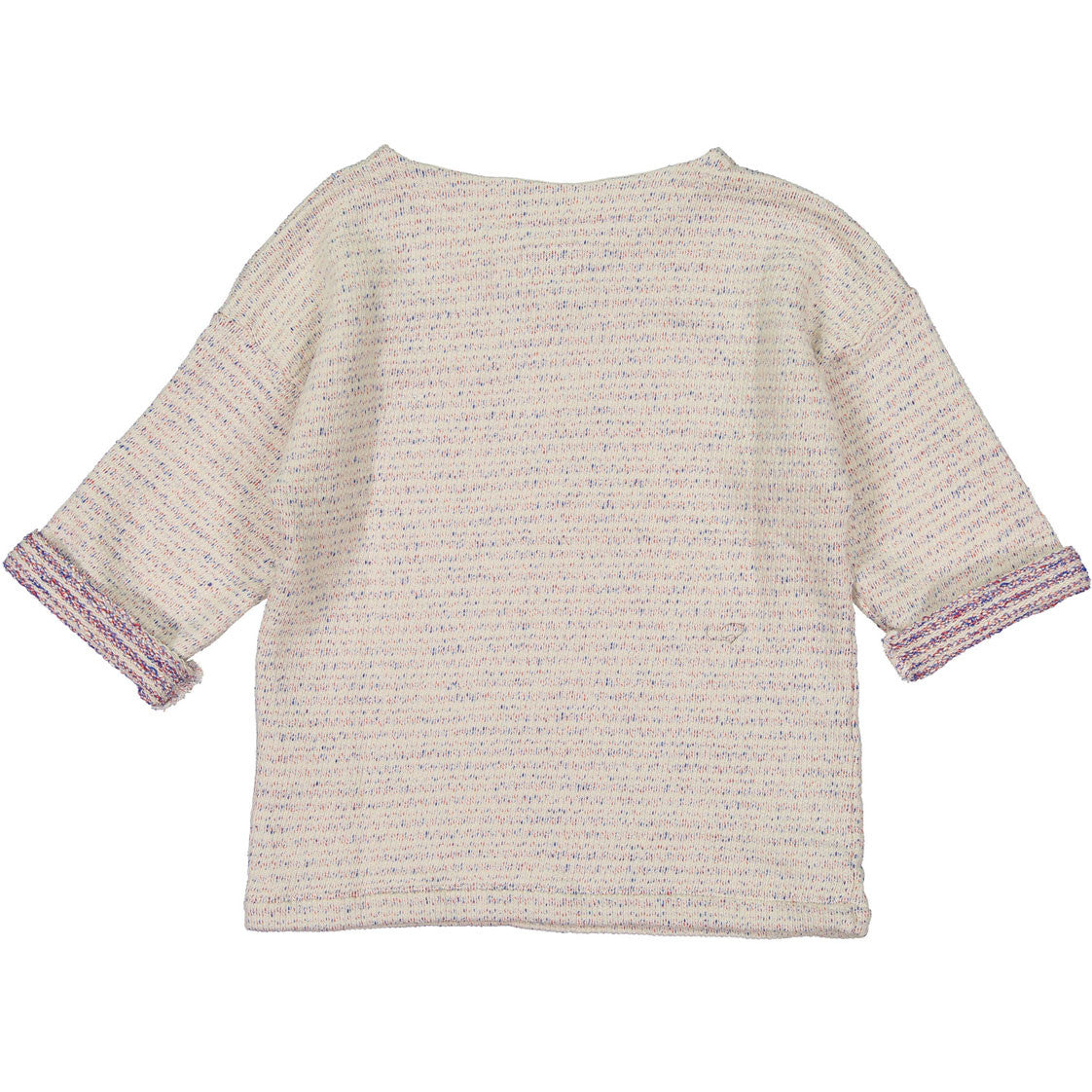 Bellerose Cream Tweed Sweater - Ladida