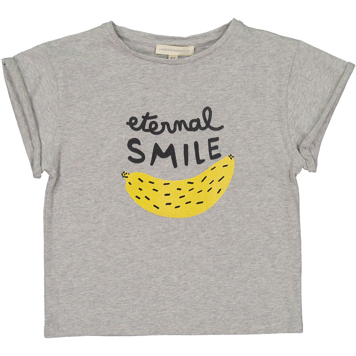 Hundred Pieces Eternal Smile Tee - Ladida