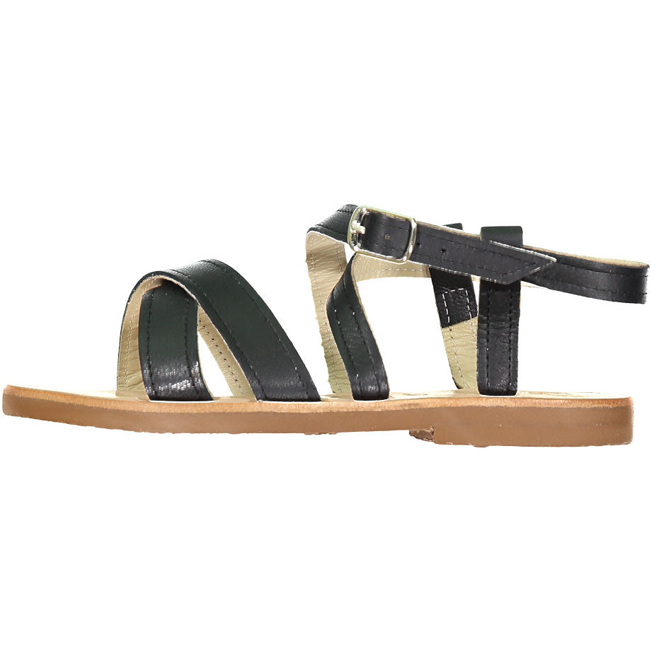 Orimusi Black Mose Sandals - Ladida