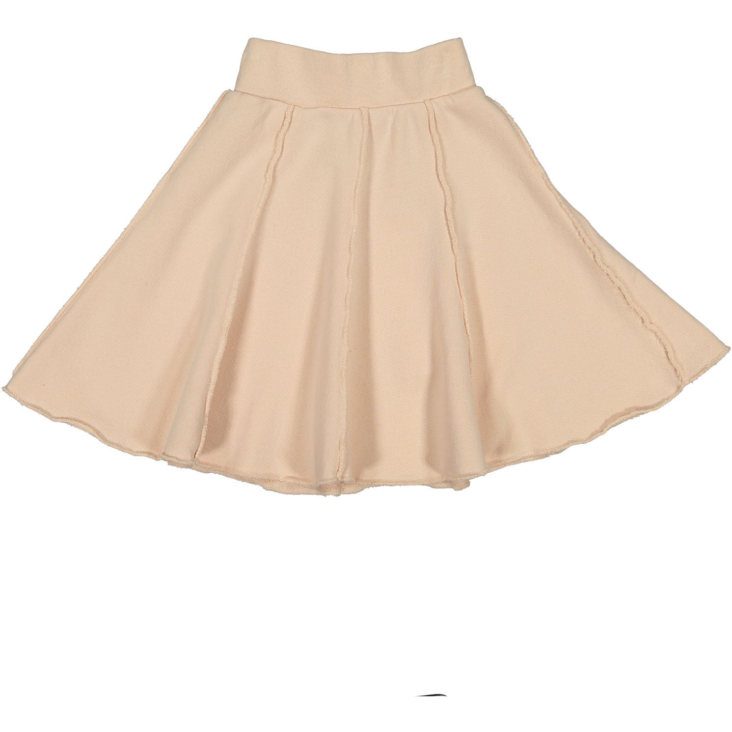 Mimobee Peach Twirly Panel Skirt - Ladida