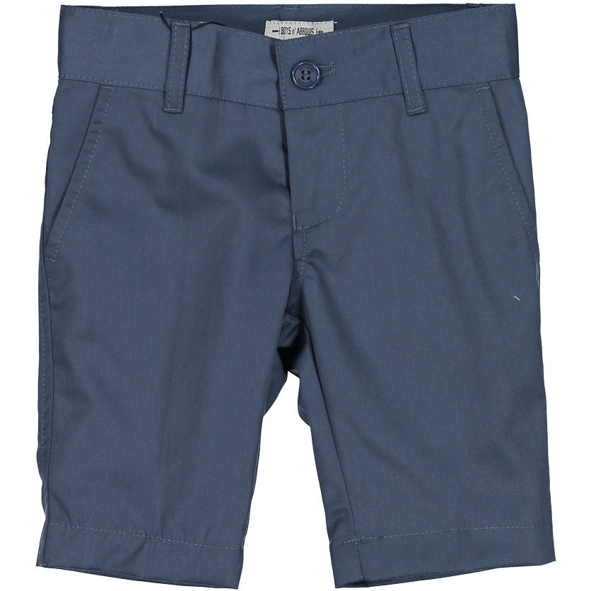 Boys & Arrows Blue Skinny Shorts - Ladida