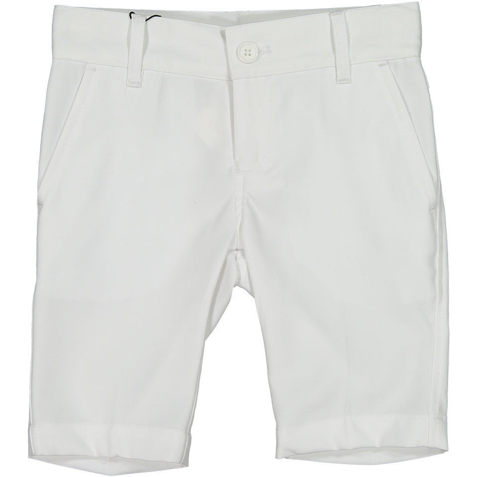 Boys & Arrows White Skinny Shorts - Ladida