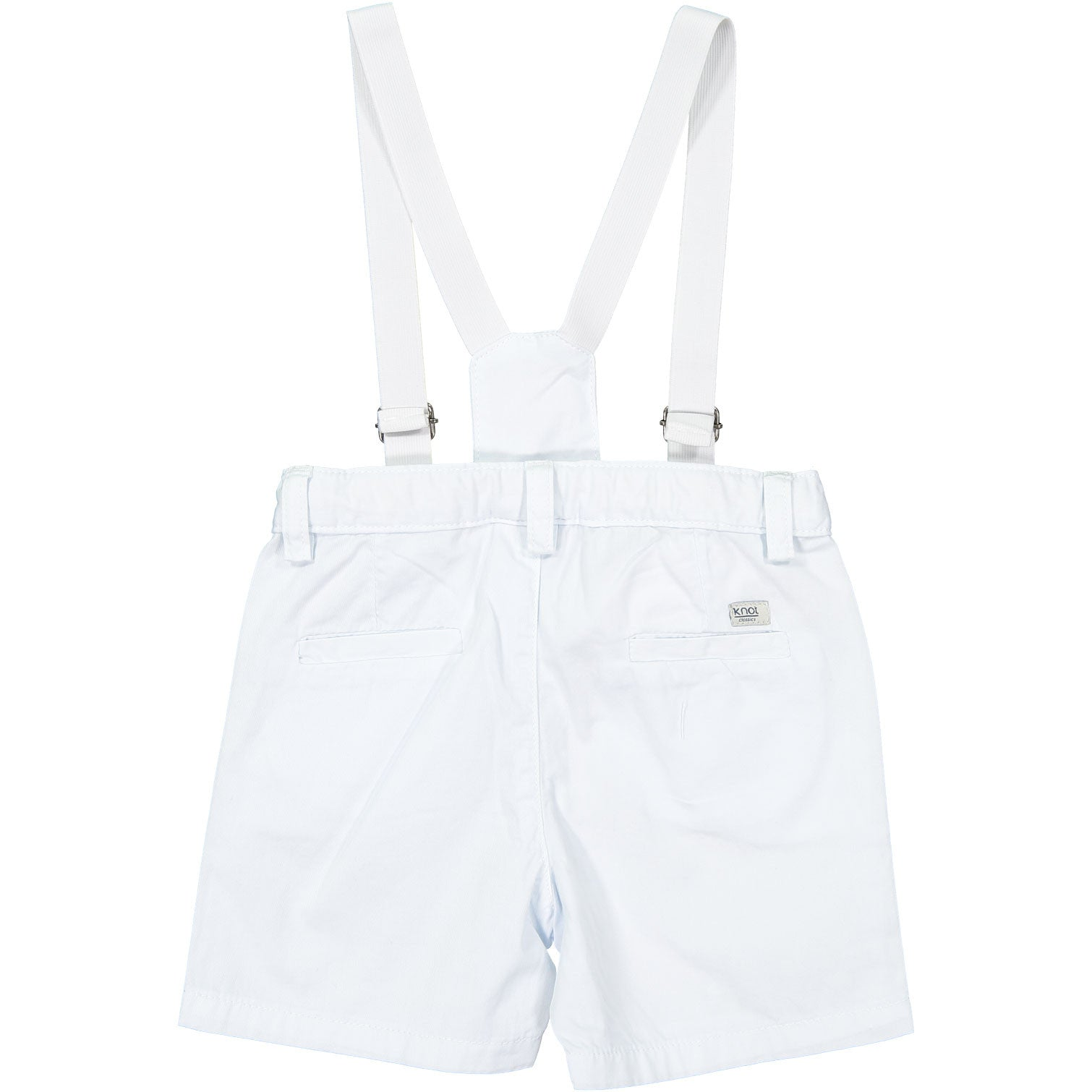 KNOT Clear Sky Baby Shorts