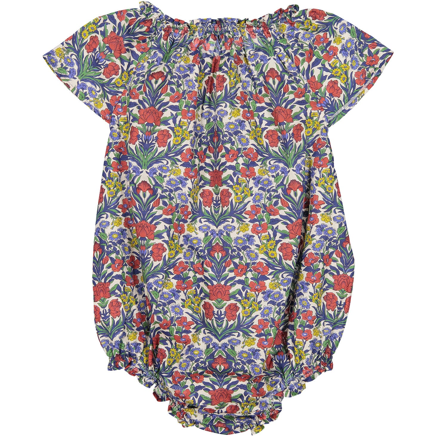 Babe and Tess English Flower Onesie - Ladida