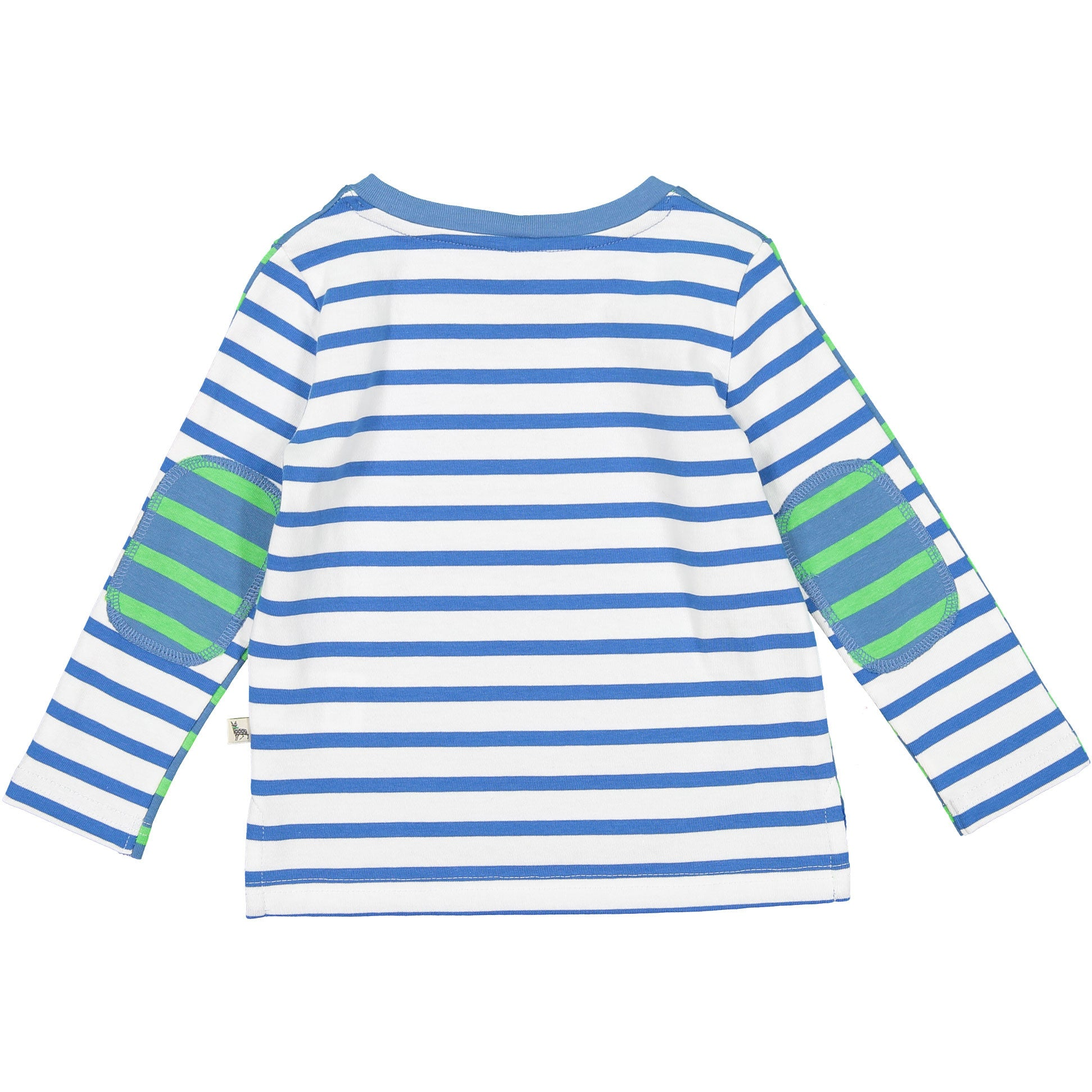 Stella Blue/Green Striped Shirt - Ladida