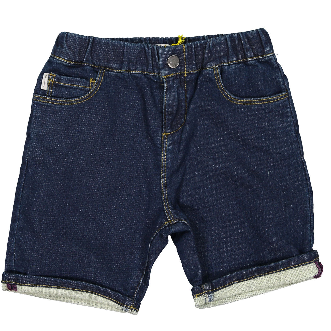 Paul Smith Indigo Fleece Short