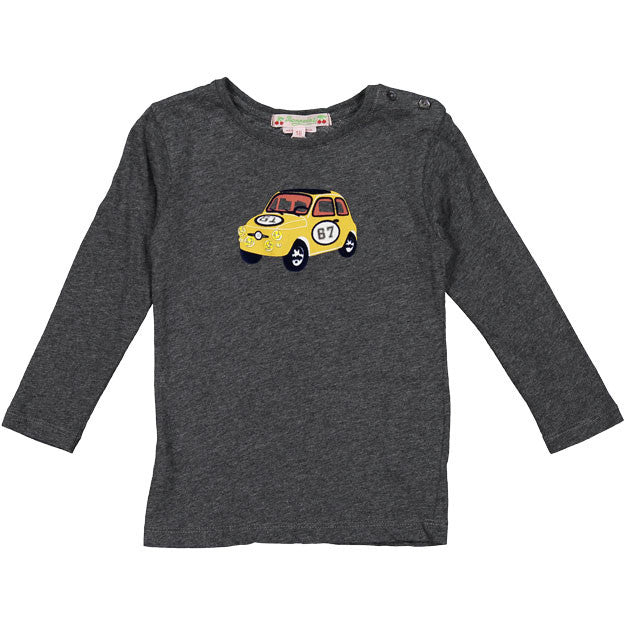Bonpoint Grey Taxi Tee - Ladida
