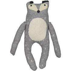 Mini Dressing Grey Racoon Doll - Ladida