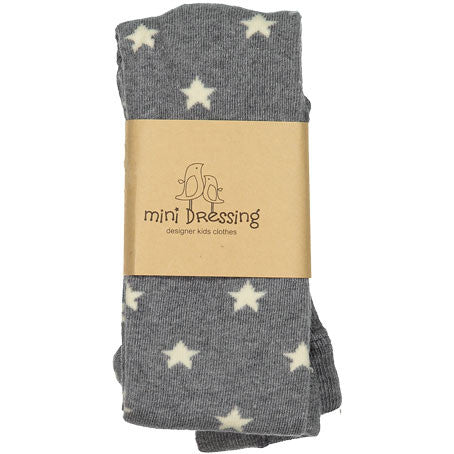 Mini Dressing Grey The Star Knee Socks