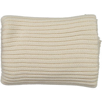 Pequeno Tocon Natural Knit Blanket - Ladida