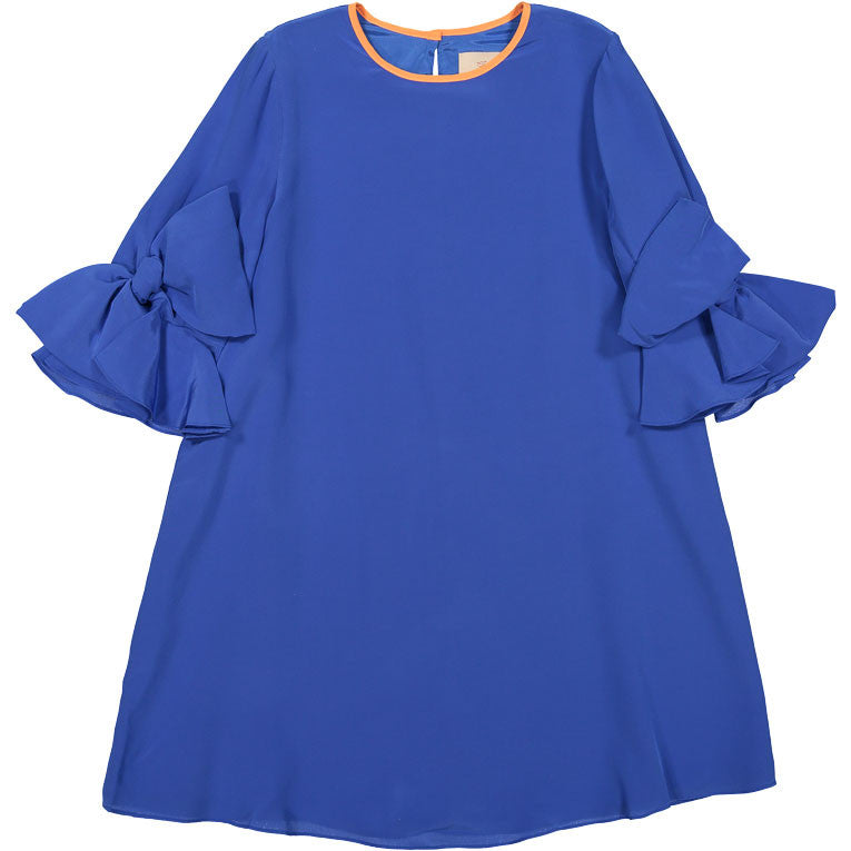 Roksanda Electric Blue Brielle Dress - Ladida