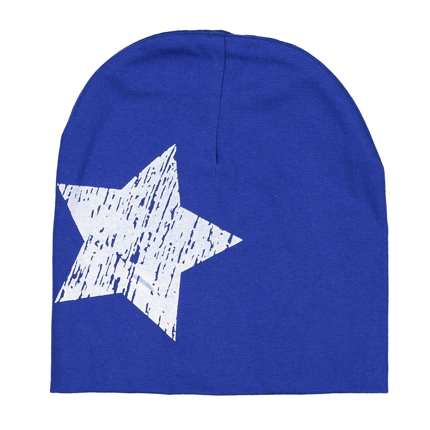 Firefly Royal Blue Big Star Beanie - Ladida