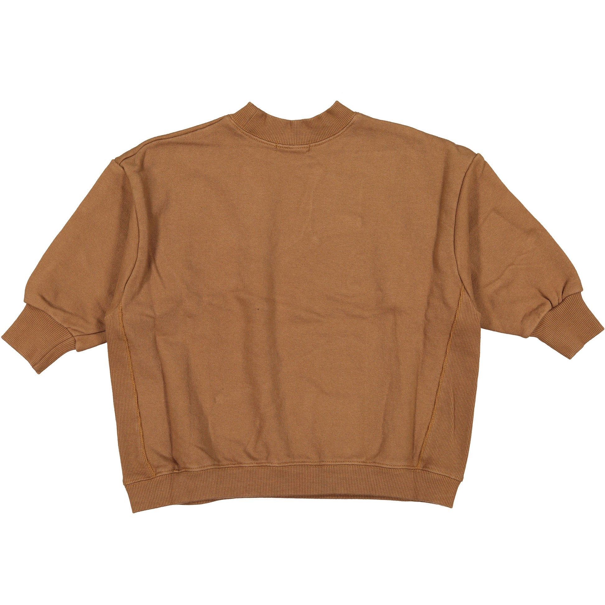 Tambere Brown Mary and Laura Sweatshirt