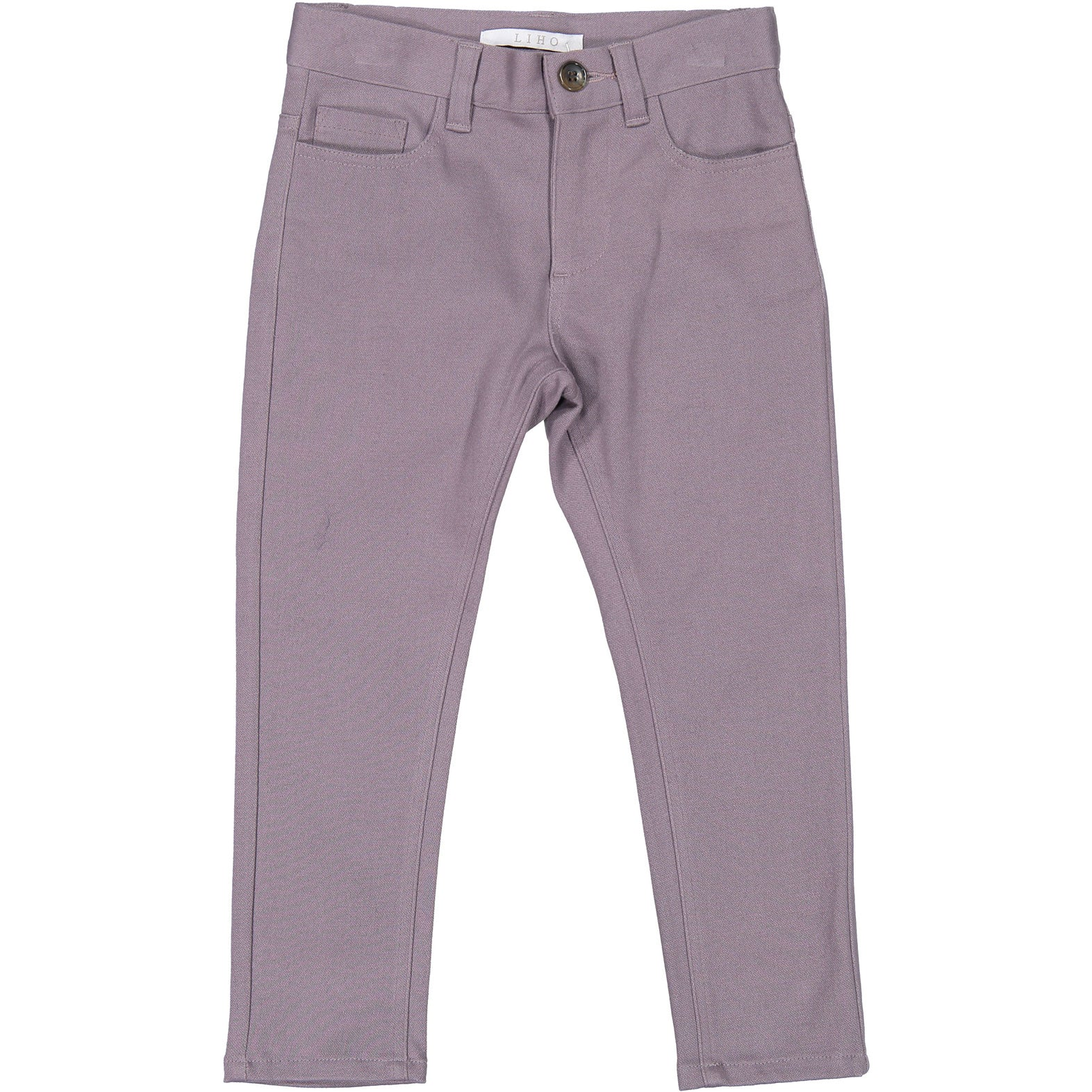 Liho Dark Grey Trousers - Ladida
