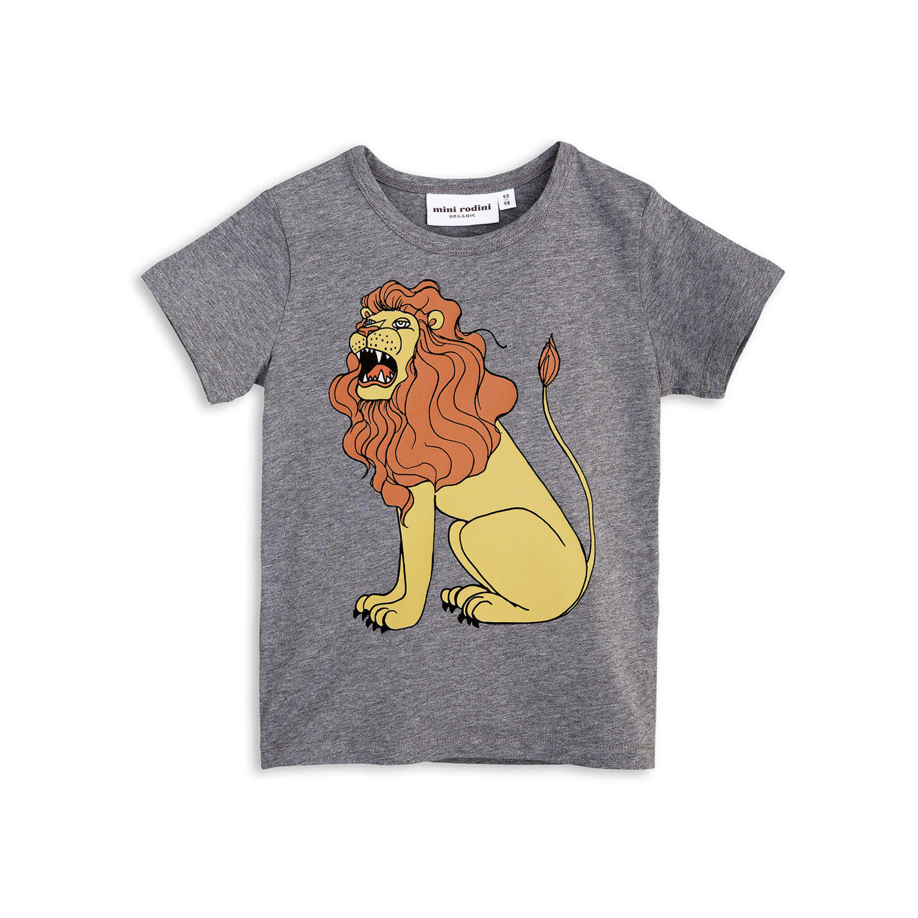 Rodini Grey Lion Tee - Ladida