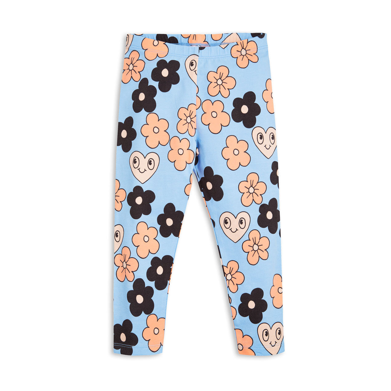 Mini Rodini Flowers Leggings - Ladida