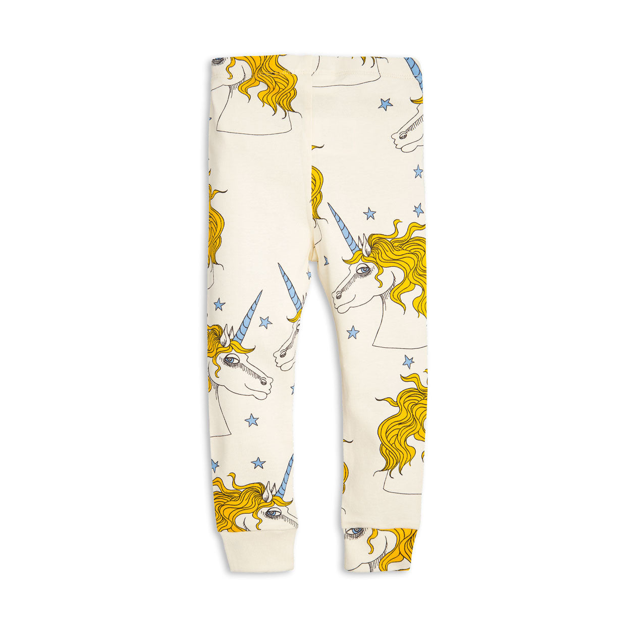 Mini Rodini Unicorn Star Leggings - Ladida