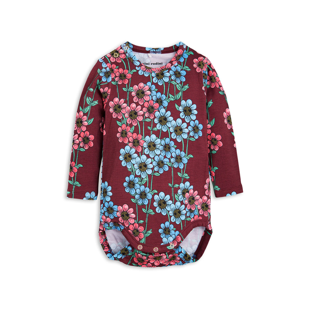 Mini Rodini Daisy LS Body - Ladida