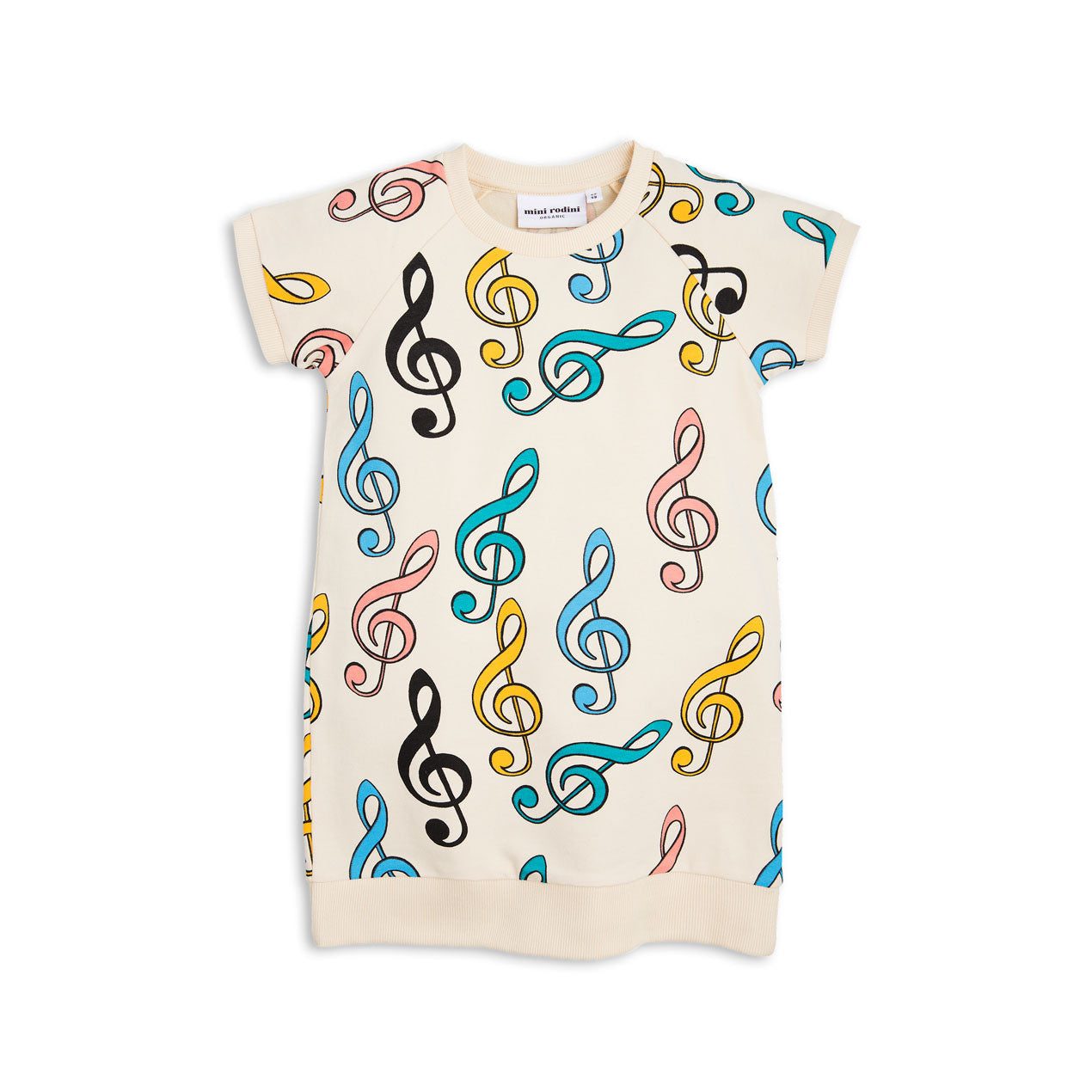 Mini Rodini Clef Sweat Dress - Ladida