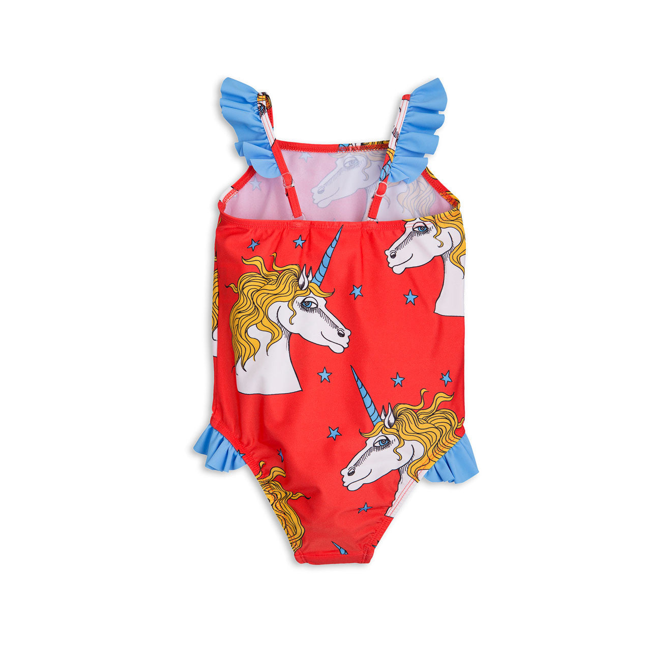 Mini Rodini Unicorn Star Wing Swimsuit - Ladida