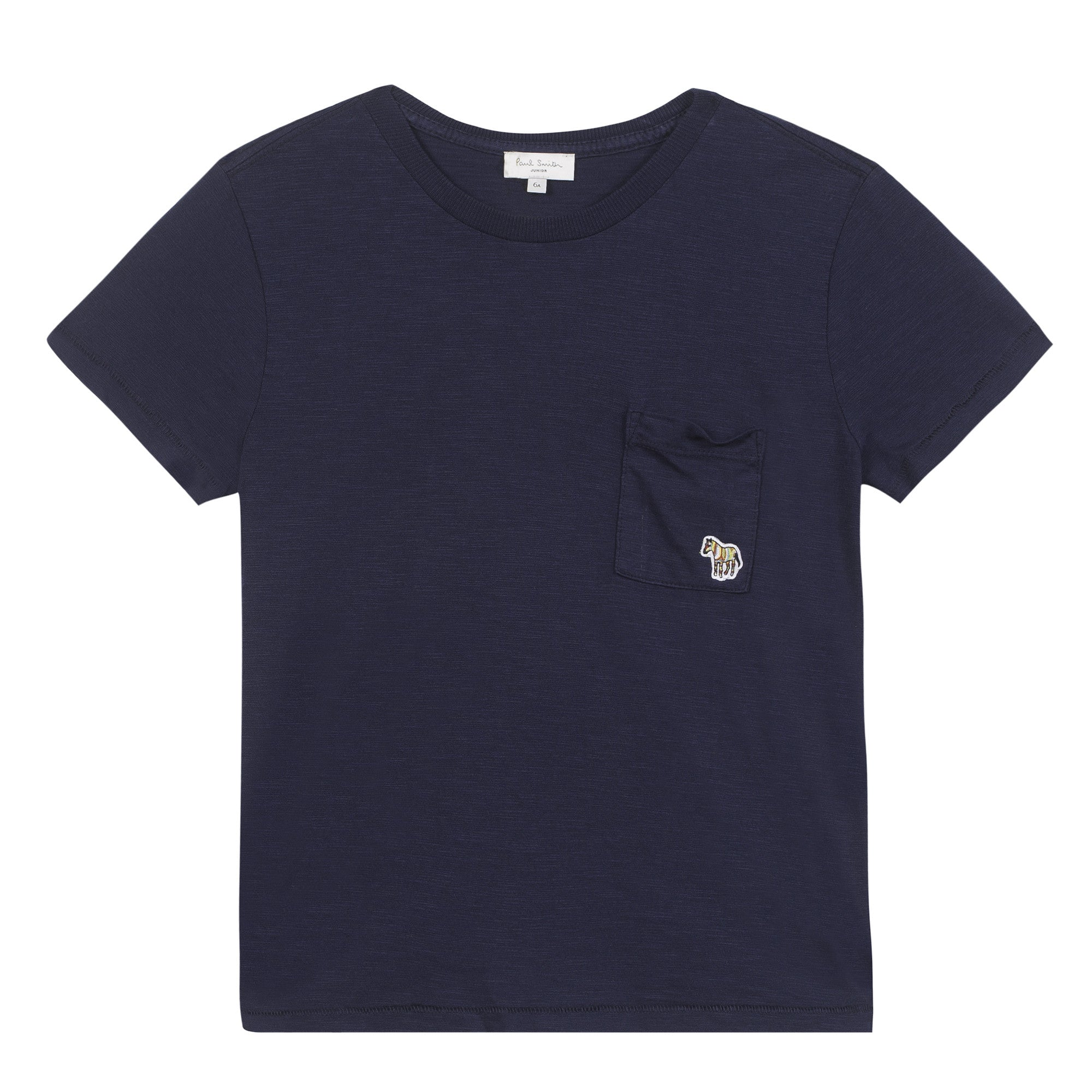 Paul Smith Navy Slub Tee - Ladida