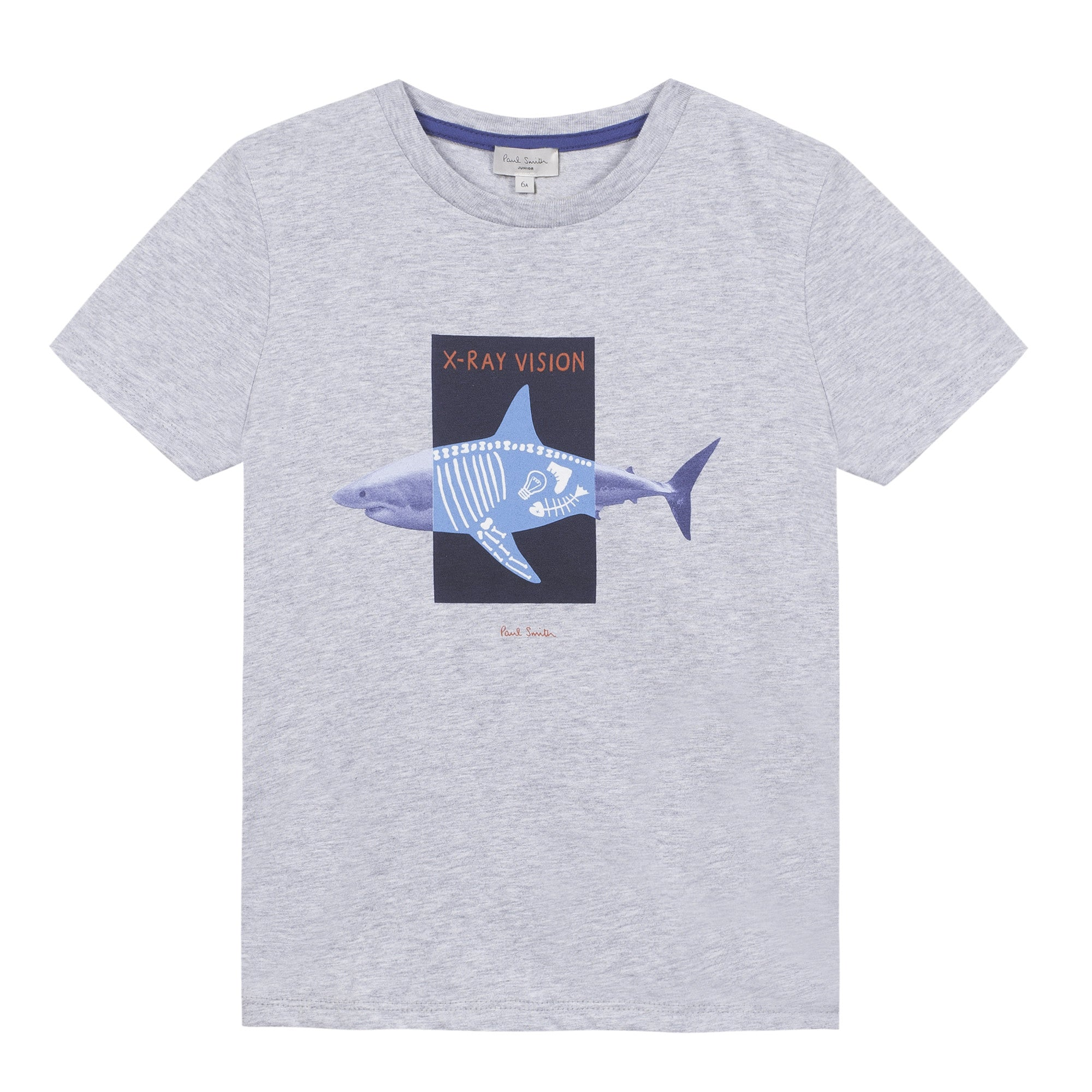 Paul Smith Grey Shark Tee - Ladida