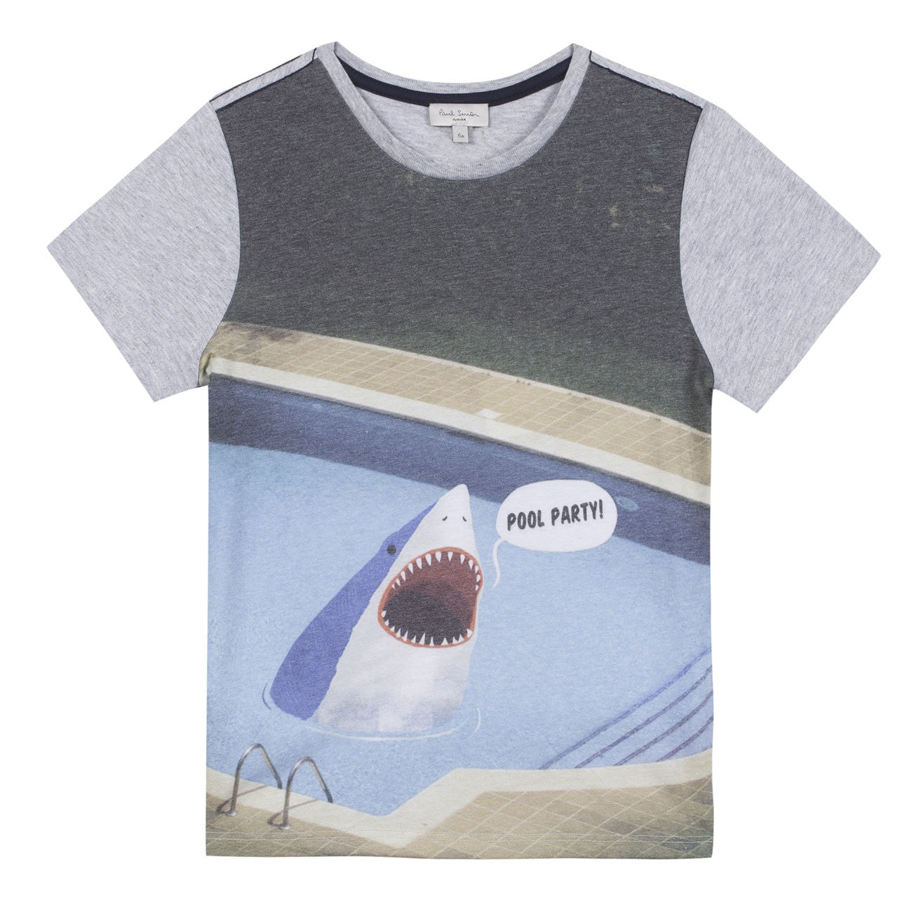 Paul Smith Shark Pool Tee - Ladida