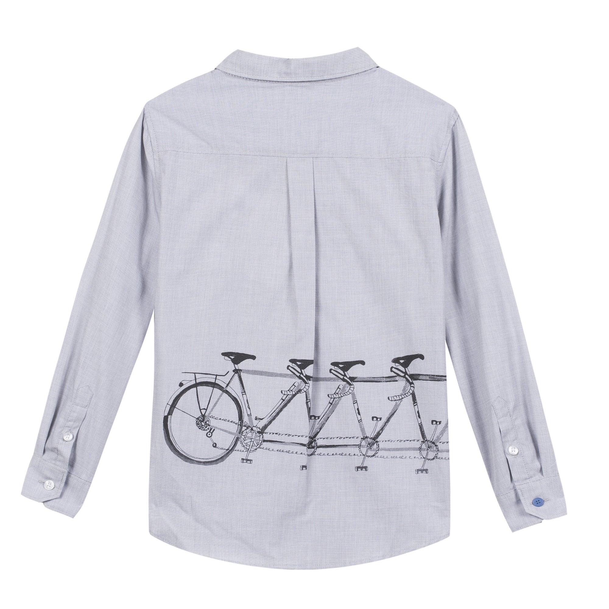 Paul Smith Grey Bike Shirt