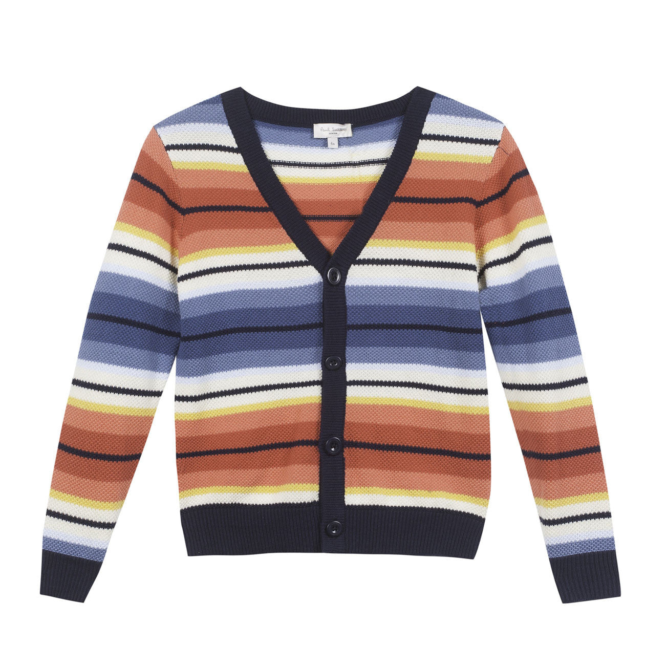 Paul Smith Navy Cardigan - Ladida
