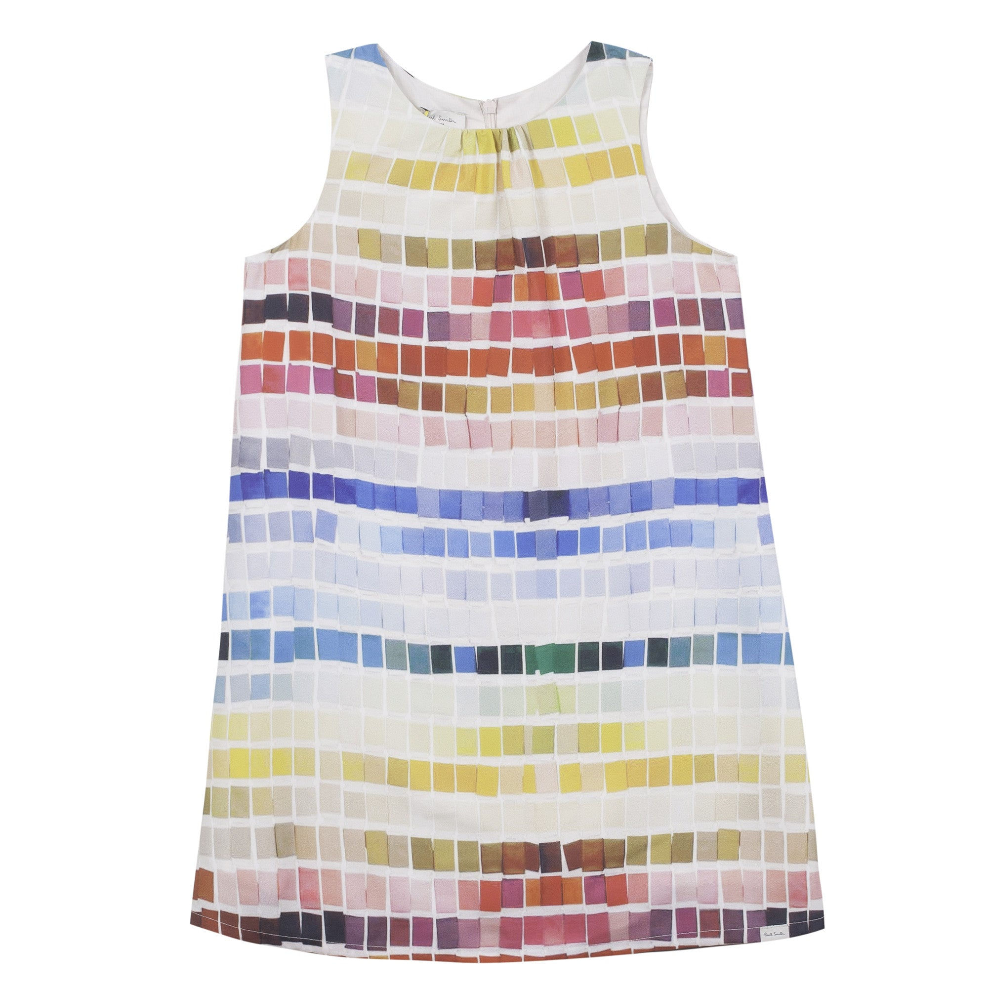 Paul Smith Swatch Print Dress - Ladida