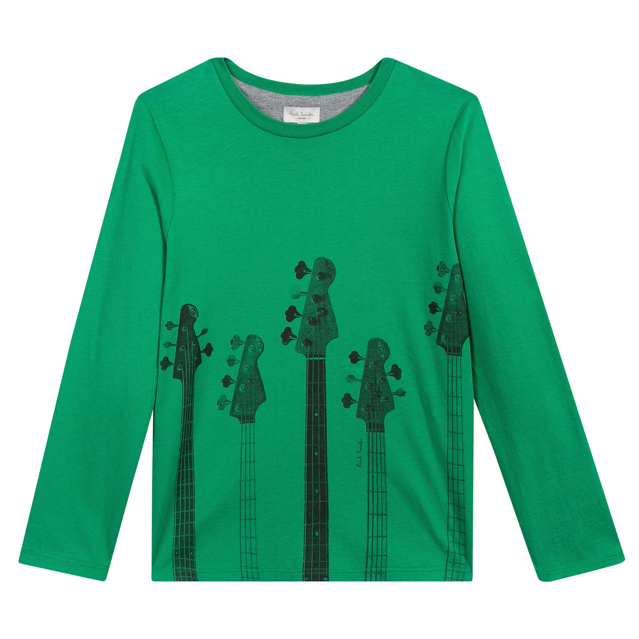 Paul Smith Junior True Green Guitar Tee - Ladida