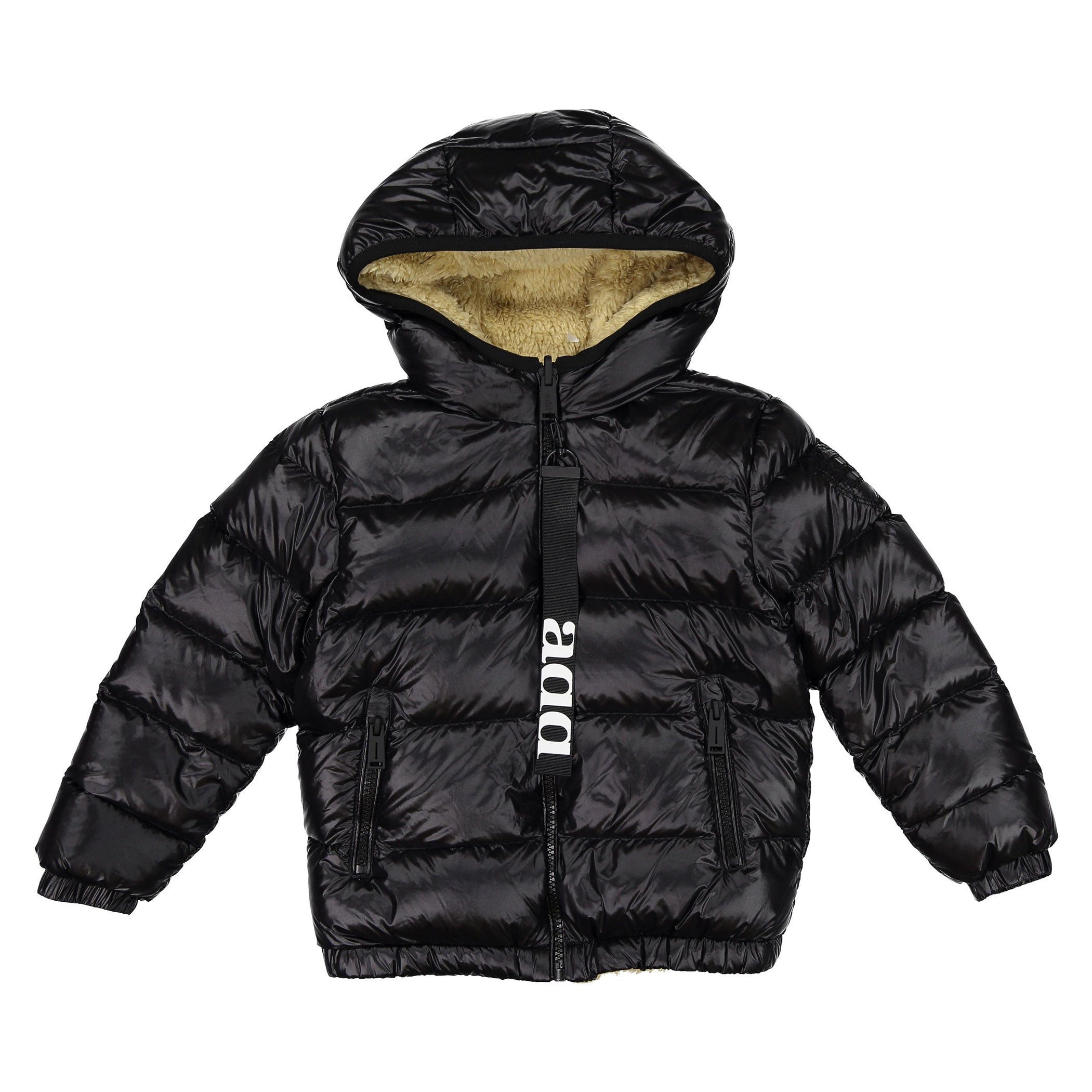 ADD Black + Lamb Reversible Down Coat