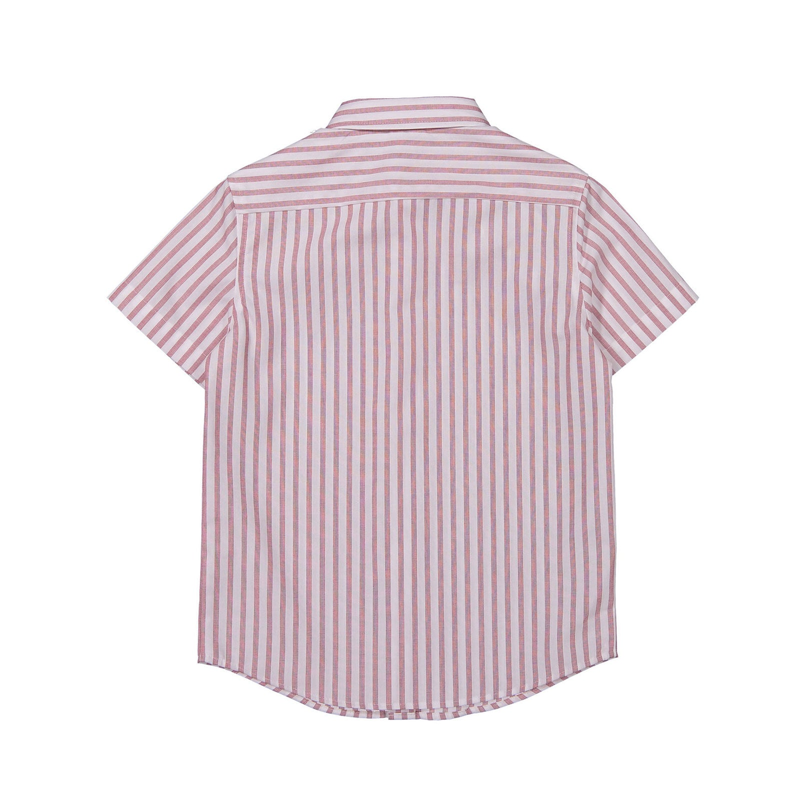 Boys and Arrows Berry Stripe Shirt