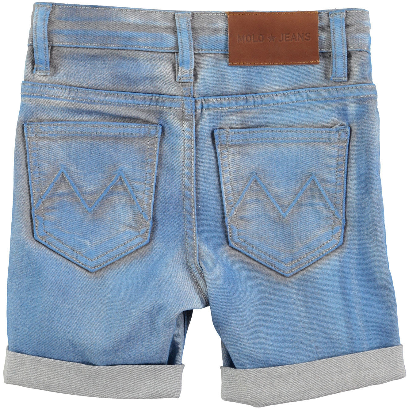Molo Florentic Blue Shorts - Ladida