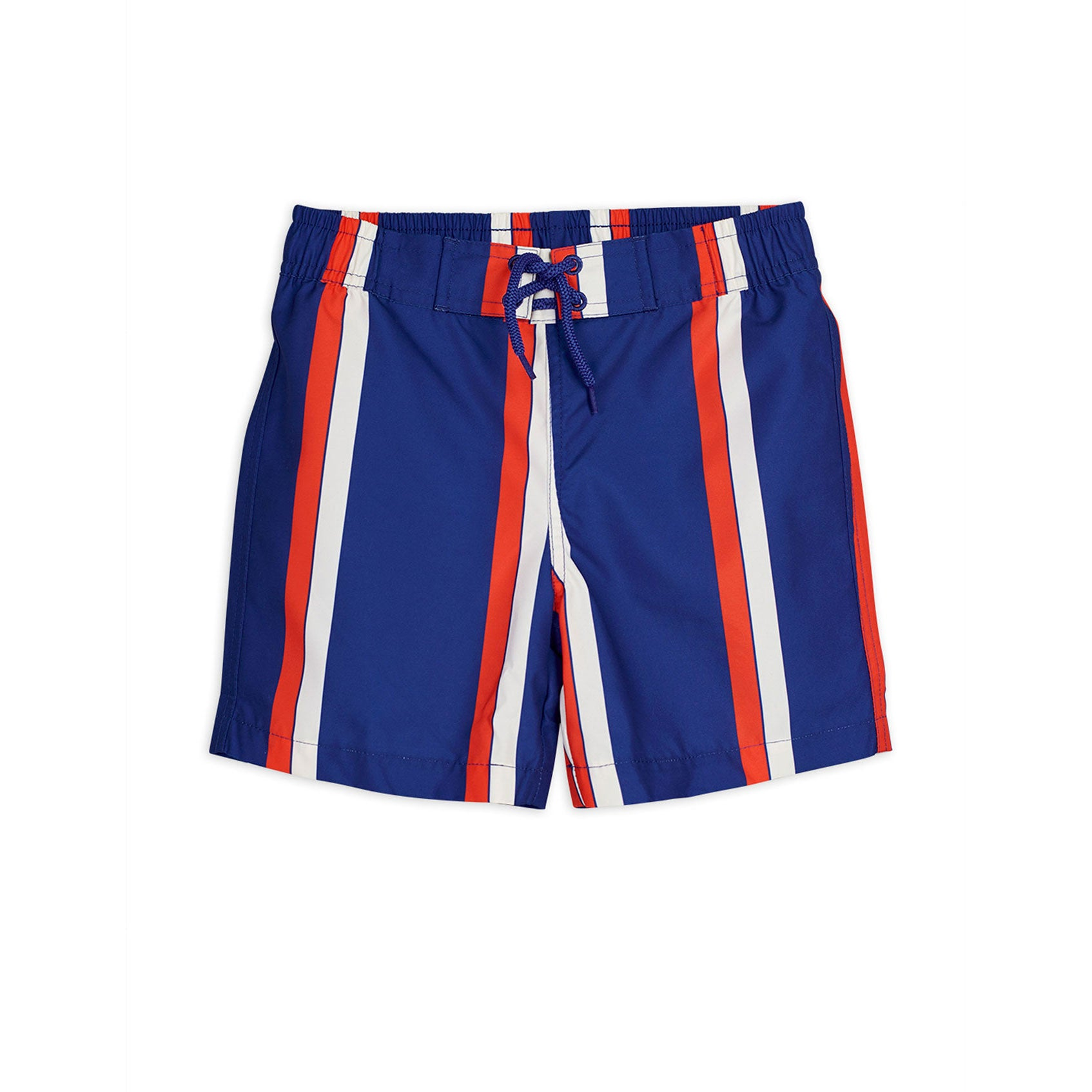 Mini Rodini Blue Stripe Swimshorts
