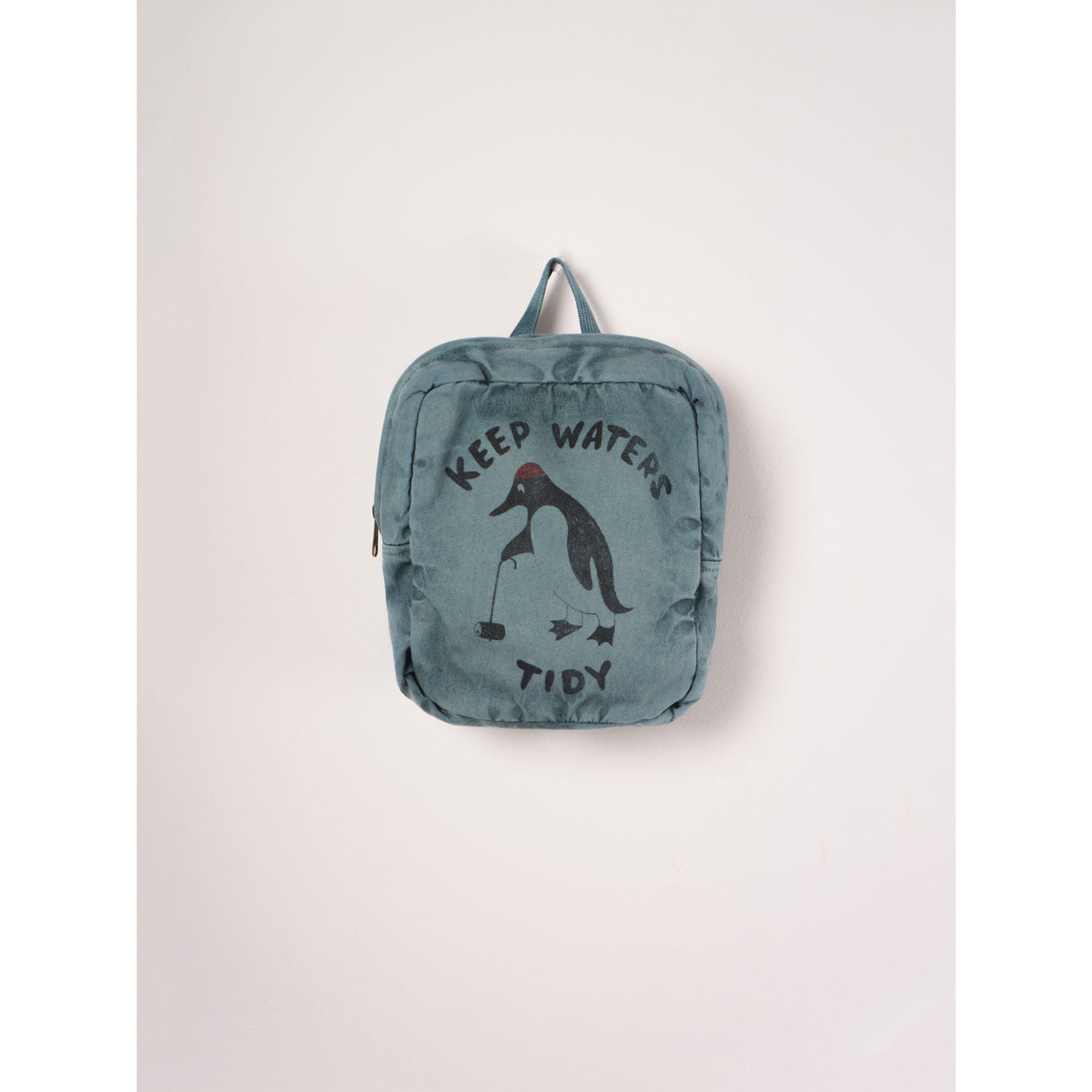 Bobo Choses Keep waters Tidy School Bag - Ladida