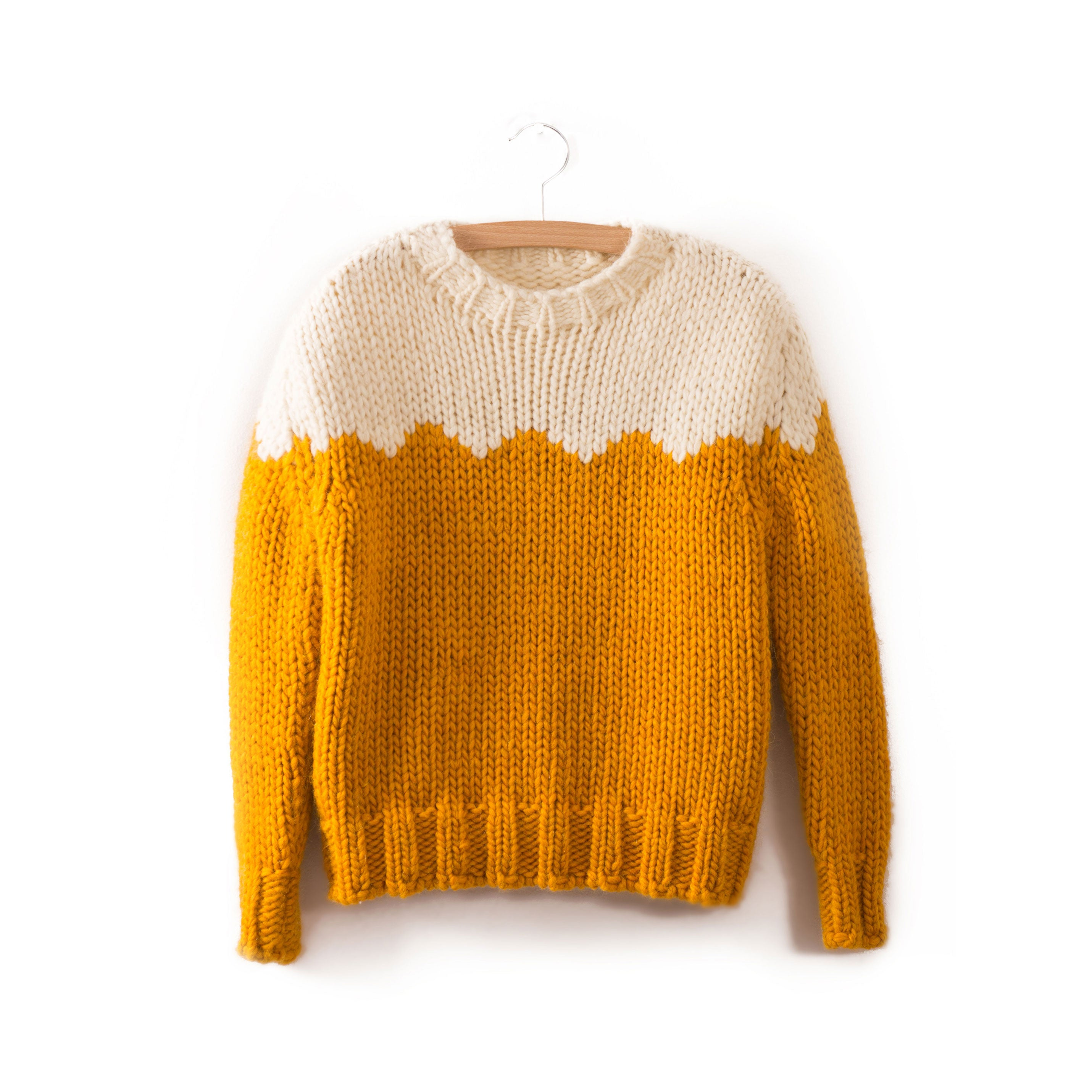 Bobo Choses Morning Sea Intarsia Jumper - Ladida