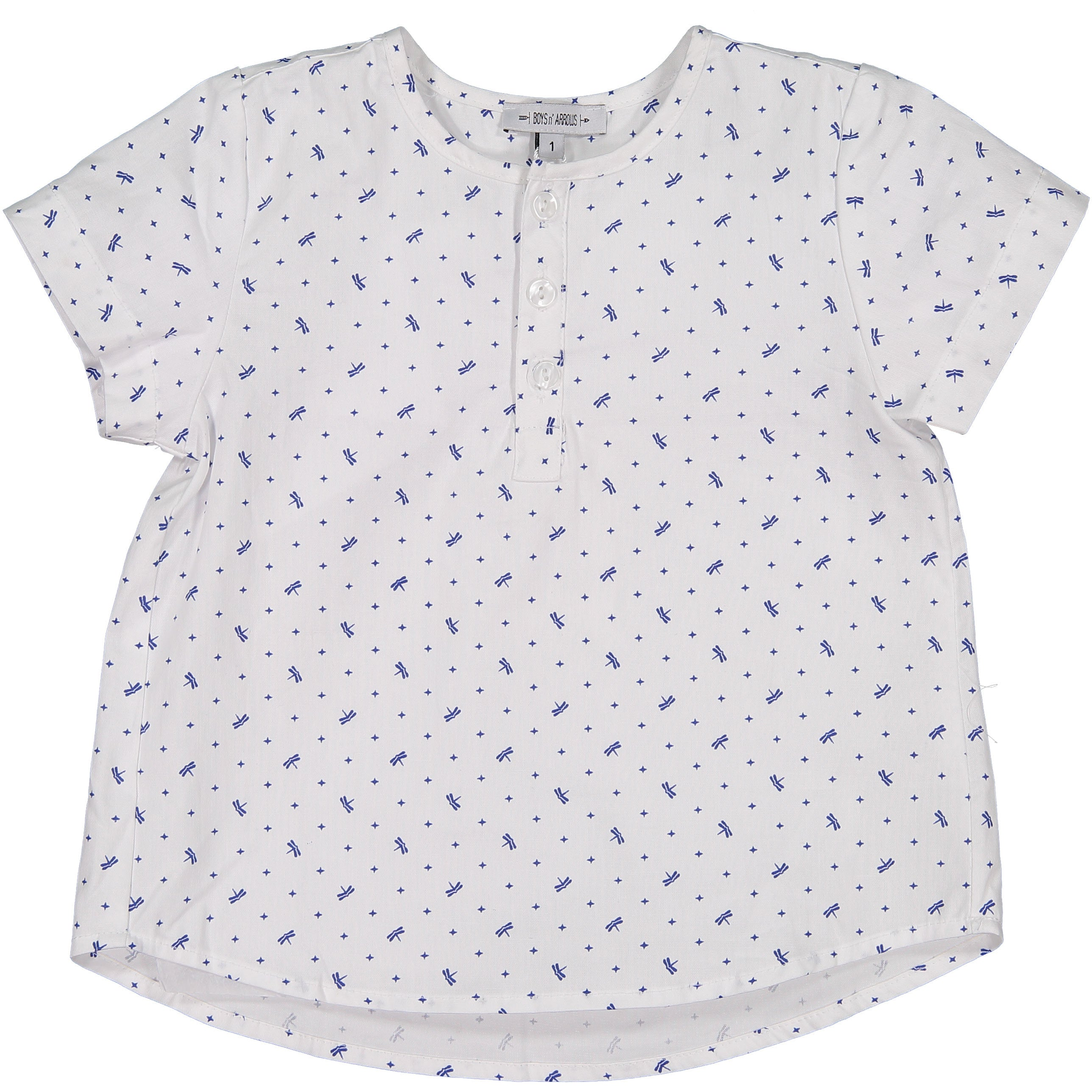 Boys & Arrows Dragonfly Tunic - Ladida