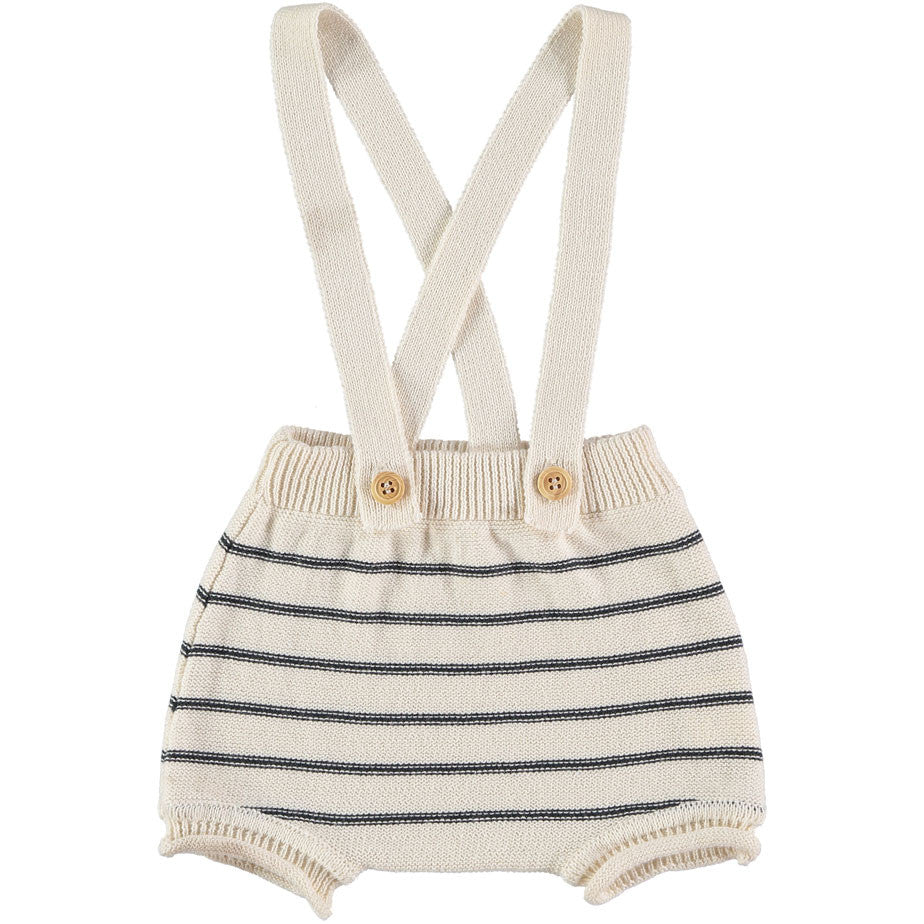 Buho Ricky Striped Romper - Ladida