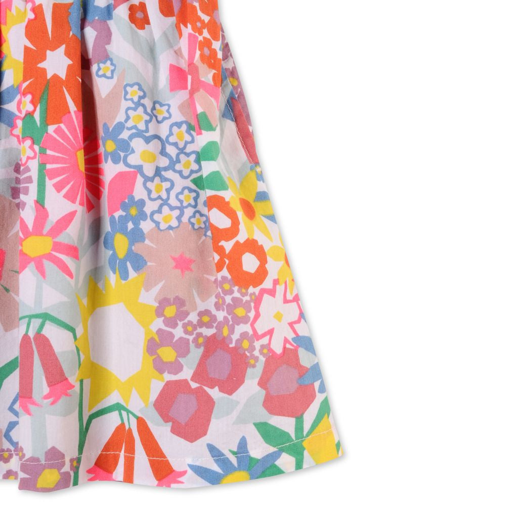 Stella Multi Floral Skirt - Ladida