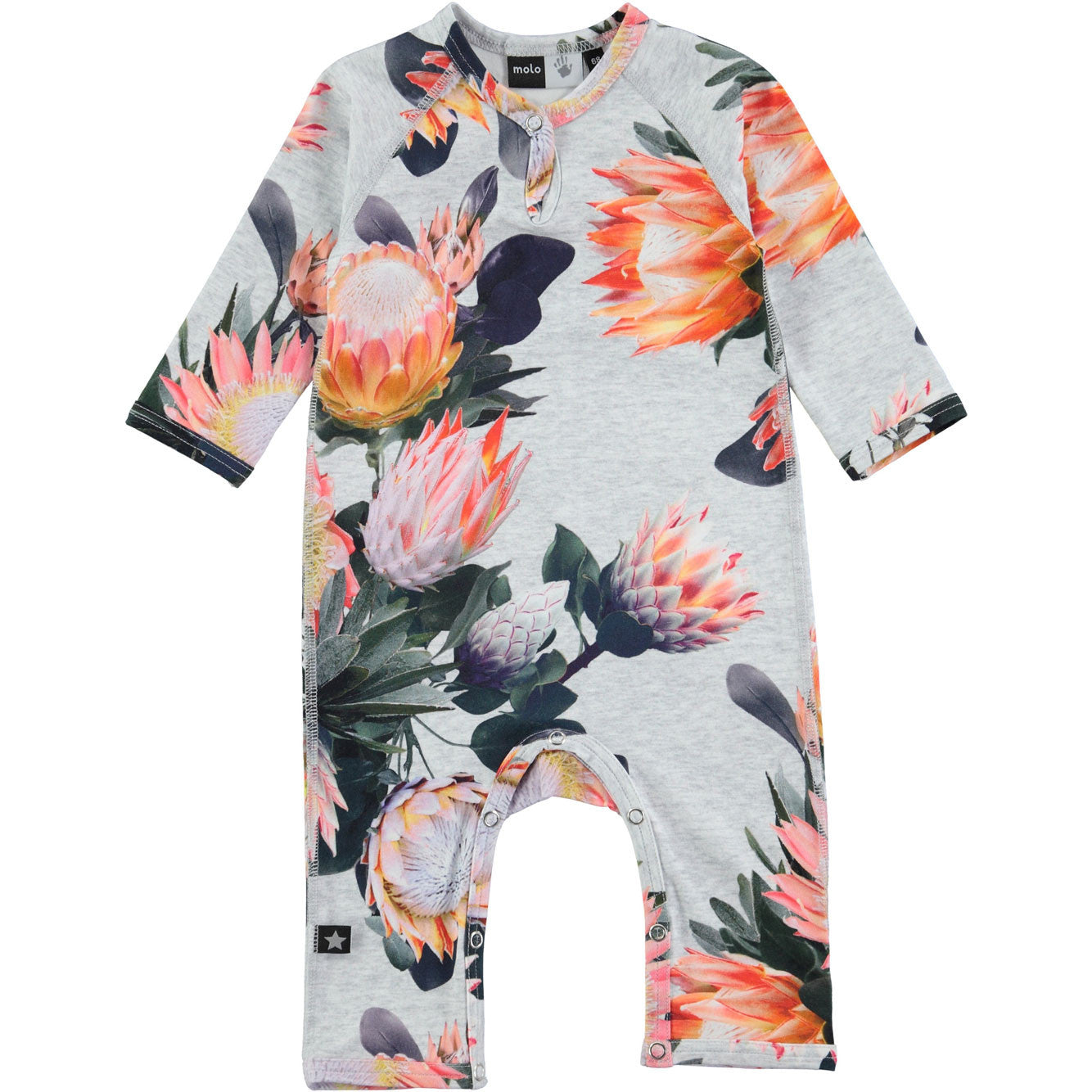 Molo  Sugar Flowers Fiona Bodysuit