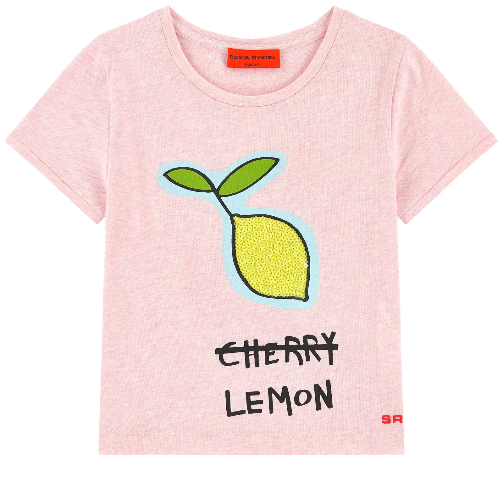 Sonia Pink Lemon Tee - Ladida