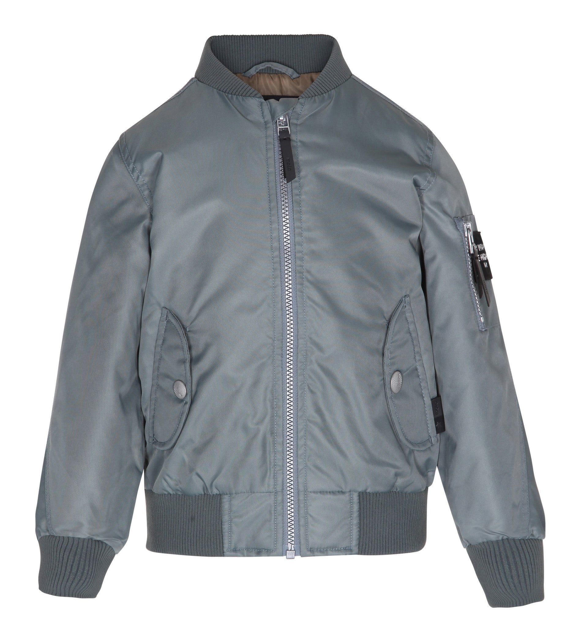 Molo  Metal Green Jacket - Ladida
