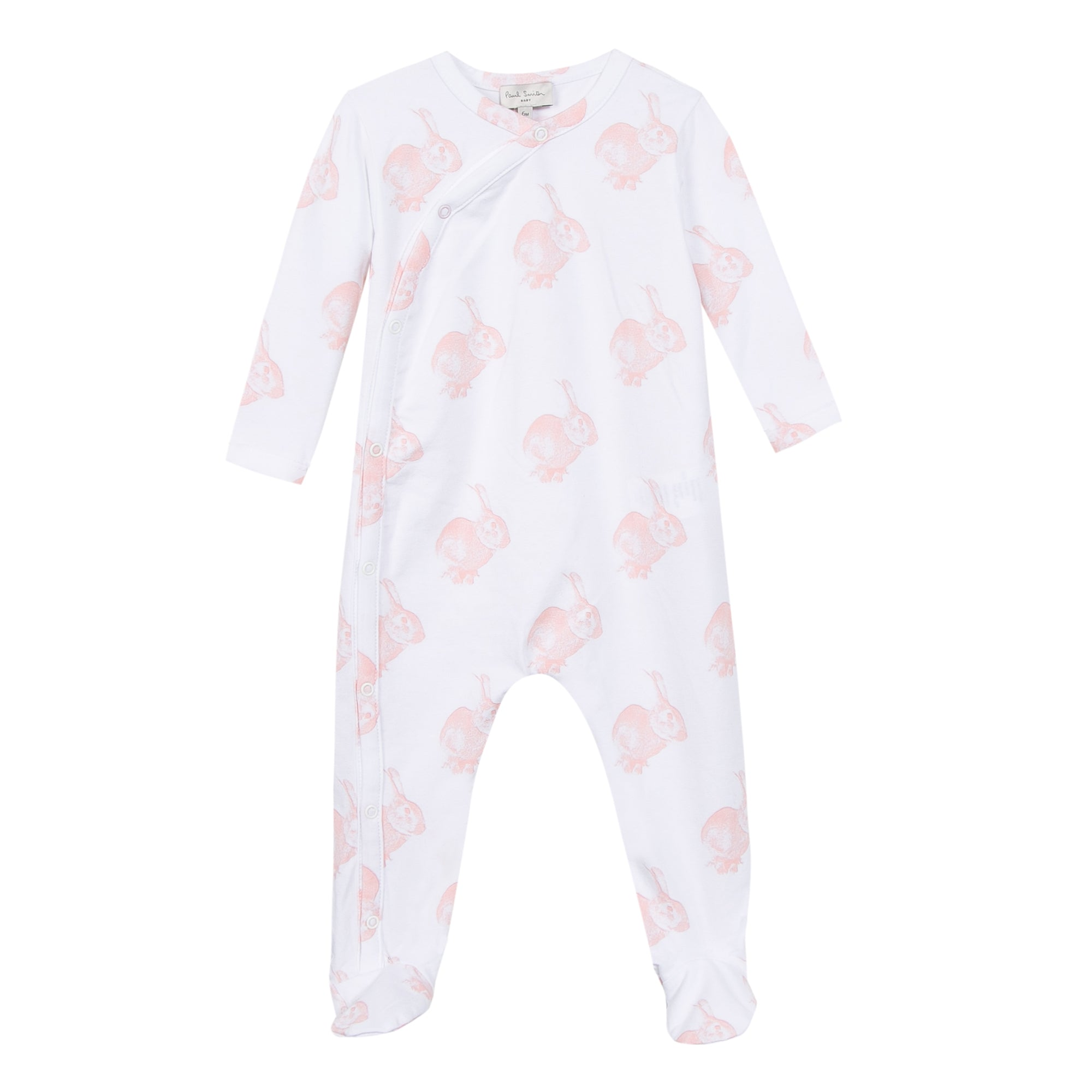 Paul Smith Baby Pink Rabbit St