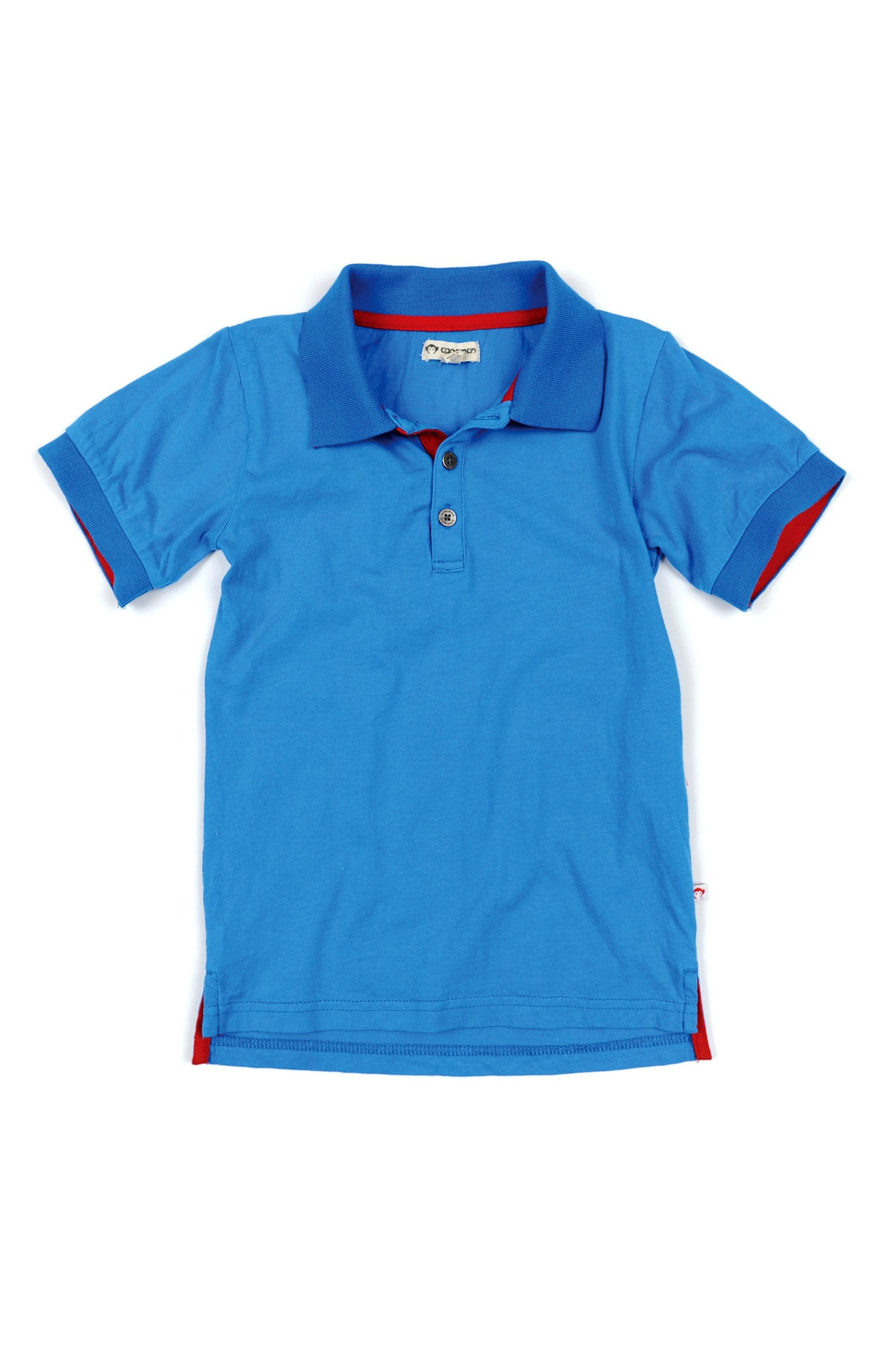 Appaman Blue Relay Polo - Ladida