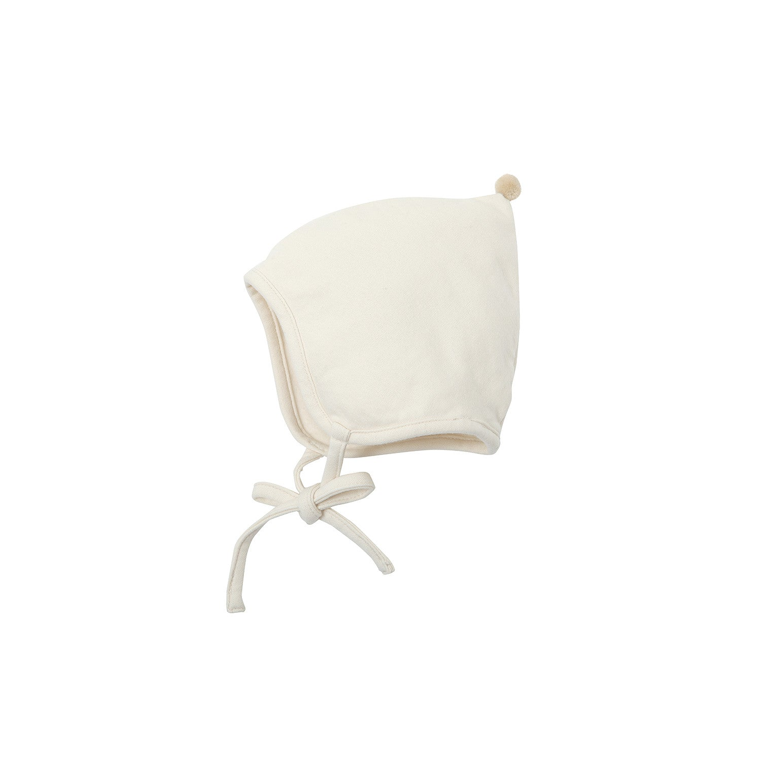 Bene Bene Cream Conical Bell Hat - Ladida