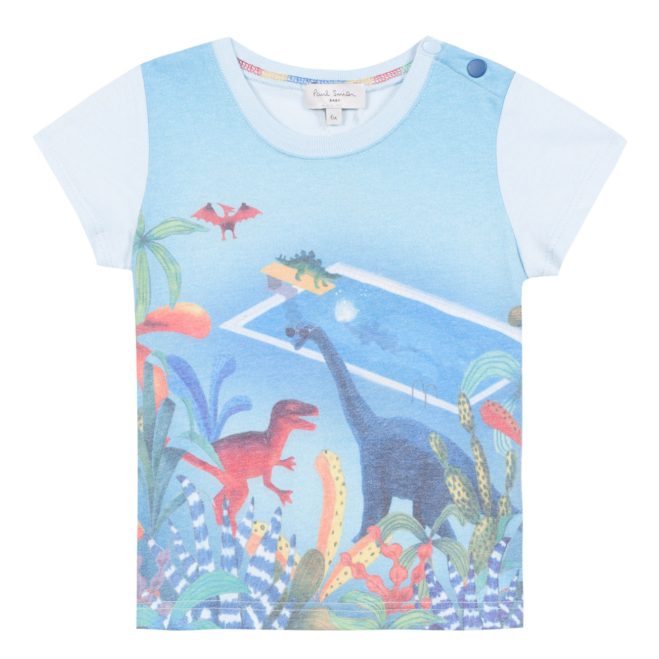 Paul Smith Baby Dinosaur Tee
