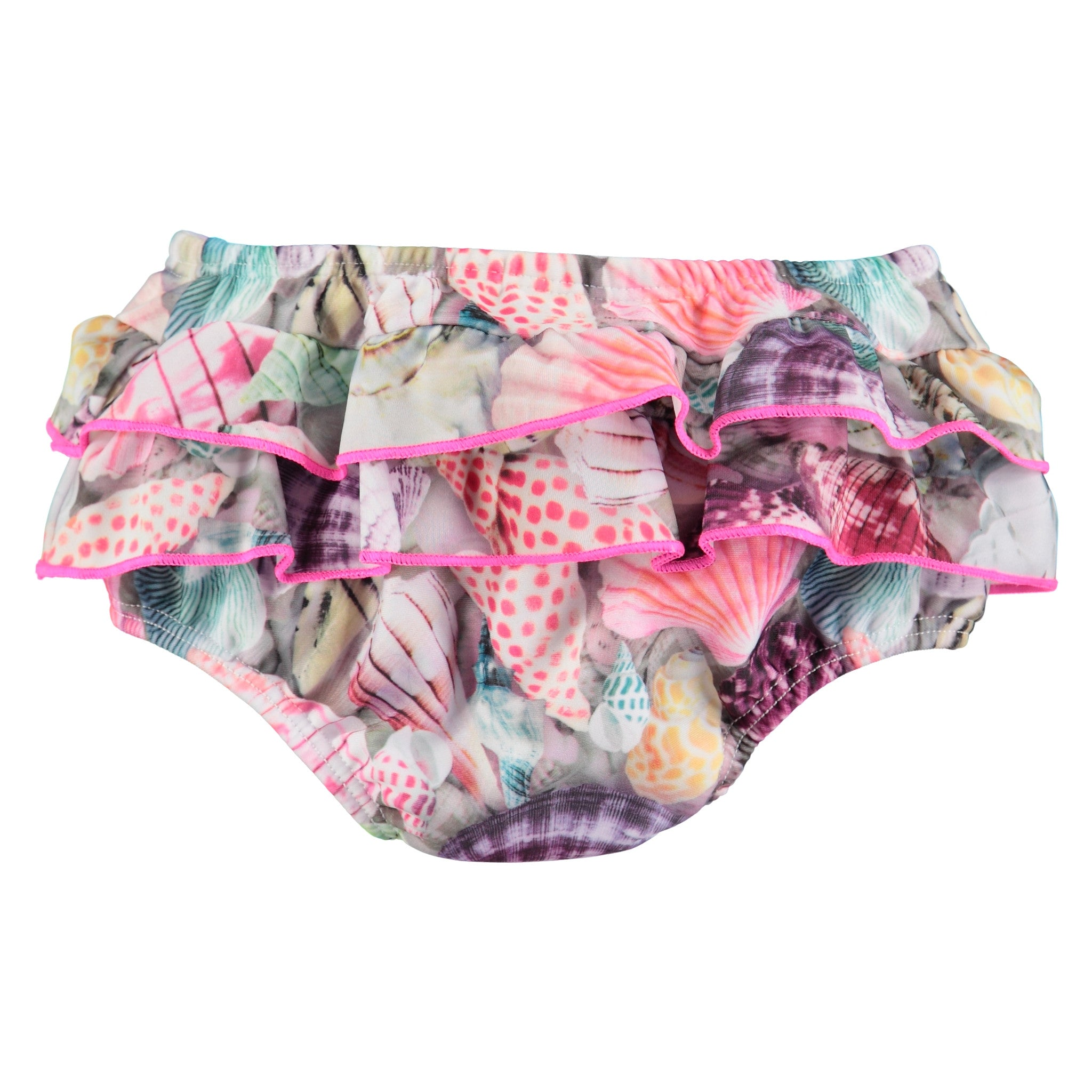 Molo Seashell Swim Diaper Cove